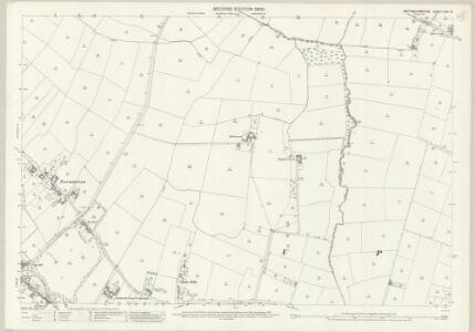 Nottinghamshire XXIX.16 (includes: Hockerton; Southwell; Upton) - 25 Inch Map