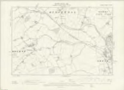 Essex XI.NW - OS Six-Inch Map