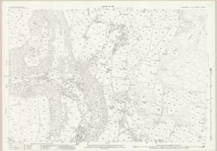 Yorkshire CCXV.13 (includes: Heptonstall; Wadsworth) - 25 Inch Map