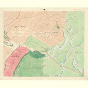 Neudorf (Nowawes) - m1863-1-006 - Kaiserpflichtexemplar der Landkarten des stabilen Katasters