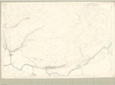 Ayr, Sheet LVII.7 (Barr) - OS 25 Inch map