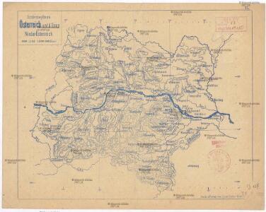 Erzherzogthum Österreich unt. d. Enns oder Nieder-Österreich