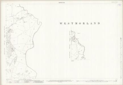 Lancashire IX.9 & 5 (includes: Cartmel Fell; Crosthwaite And Lyth; Witherslack) - 25 Inch Map
