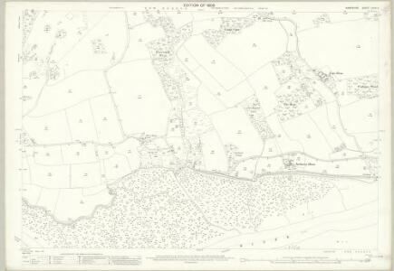 Hampshire and Isle of Wight LXXXI.11 (includes: Beaulieu; Exbury) - 25 Inch Map