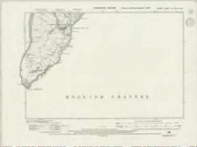 Dorset LX.NW & LX.NE - OS Six-Inch Map