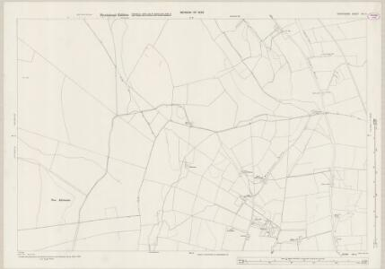 Derbyshire VIII.4 (includes: Chinley Bugsworth and Brownside; Hayfield; New Mills) - 25 Inch Map