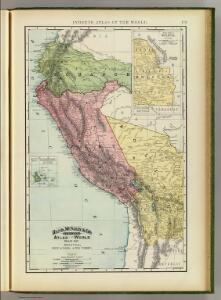 Bolivia, Ecuador, Peru.