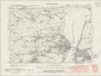Devonshire CXVII.SW - OS Six-Inch Map