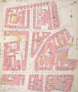 Insurance Plan of London Vol. VI: sheet 143