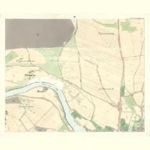 Moldautein - c8143-1-005 - Kaiserpflichtexemplar der Landkarten des stabilen Katasters