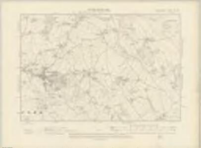 Devonshire XC.NW - OS Six-Inch Map