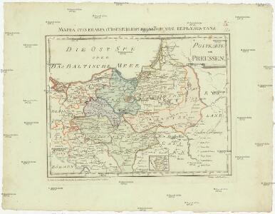Postkarte von Preussen