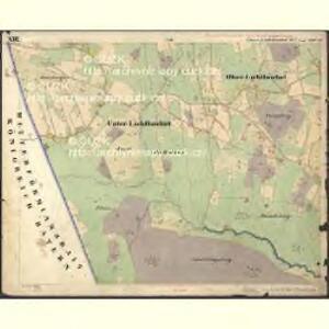 Lichtbuchet Ober - c2161-1-020 - Kaiserpflichtexemplar der Landkarten des stabilen Katasters