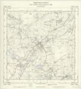 TM09 - OS 1:25,000 Provisional Series Map