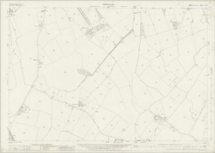 Essex (New Series 1913-) n IX.8 (includes: Ashen; Birdbrook; Ridgewell) - 25 Inch Map