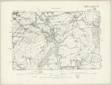Somerset XCV.NE - OS Six-Inch Map
