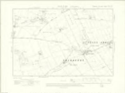 Yorkshire CXXV.SE - OS Six-Inch Map