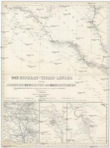 Die Euphrat-Tigris-Länder oder Armenien, Kurdistan und Mesopotamien