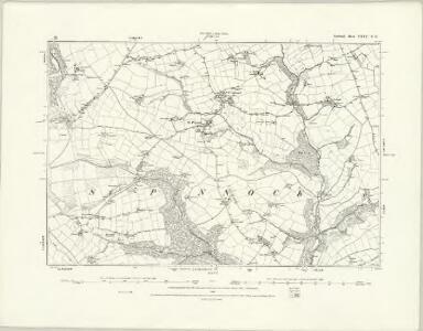Cornwall XXXV.SW - OS Six-Inch Map