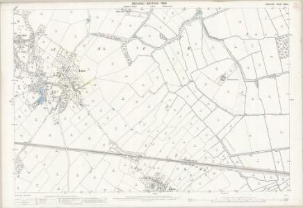 Cheshire XXXII.1 (includes: Ellesmere Port; Elton) - 25 Inch Map