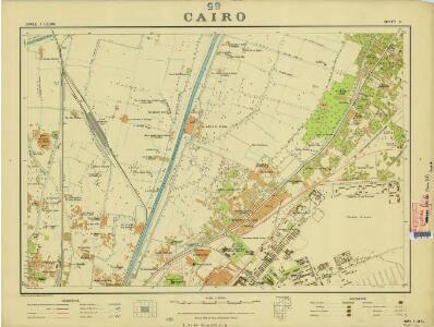 Cairo, 1:10.000 (Sheet 4)