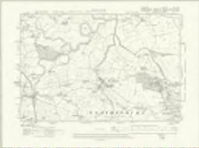 Cheshire LIX.SE - OS Six-Inch Map