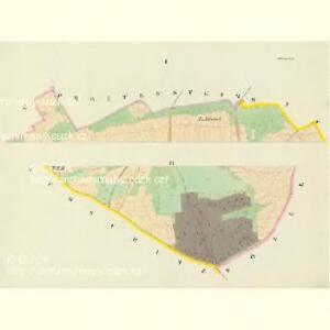 Moyney - c4811-1-001 - Kaiserpflichtexemplar der Landkarten des stabilen Katasters