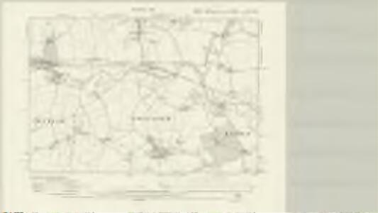 Suffolk LXXII.NW - OS Six-Inch Map