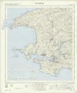 Pembroke - OS One-Inch Map
