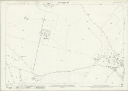 Berkshire XIX.14 (includes: Lambourn) - 25 Inch Map