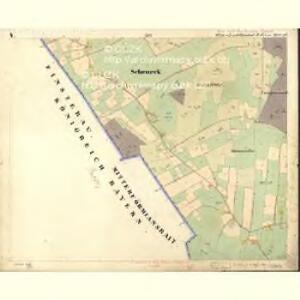 Lichtbuchet Ober - c2161-1-007 - Kaiserpflichtexemplar der Landkarten des stabilen Katasters