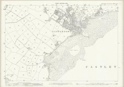 Isle of Man XVI.15 - 25 Inch Map