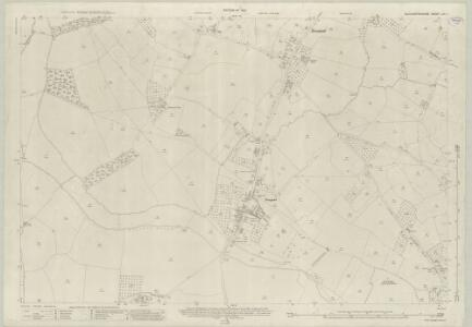 Gloucestershire LVI.1 (includes: Alkington; Ham and Stone; Hamfallow) - 25 Inch Map