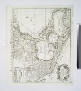 Carte du Mexique et de la Floride, des terres angloises et des Isles Antilles, du cours et des environs de la riviere de Mississipi / dressée sur un grand nombre de memoires principalement sur ceux de Mrs. d'Iberville et le sueur, par Guillaume De l'Isle, geographe de l'Academie Royale des Sciences; I. Stemmers senior sculp.