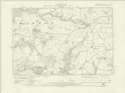 Worcestershire XIII.SW - OS Six-Inch Map