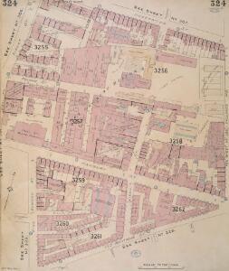 Insurance Plan of London Vol. XI: sheet 324