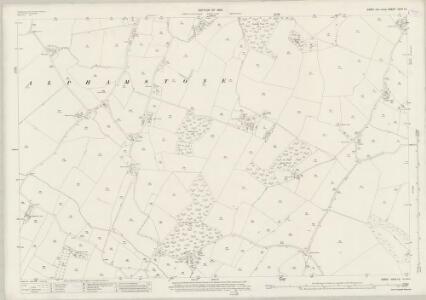 Essex (New Series 1913-) n XVII.10 (includes: Alphamstone; Bures) - 25 Inch Map