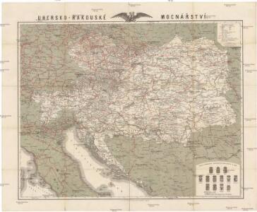 Uhersko-Rakouské mocnářství