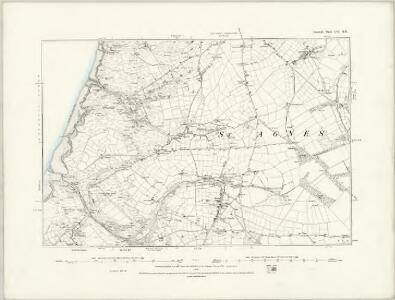 Cornwall LVI.NW - OS Six-Inch Map