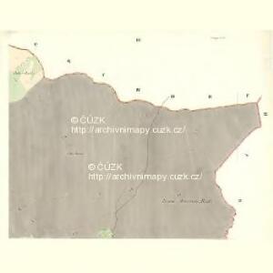 Neueigen (Nowawes) - m2042-1-003 - Kaiserpflichtexemplar der Landkarten des stabilen Katasters
