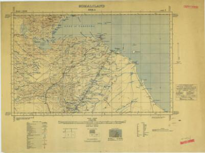 Somaliland 1:250 000, Zeila