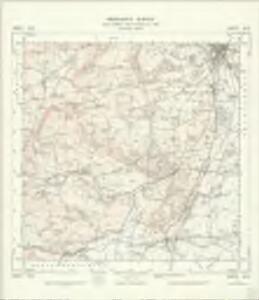 SJ22 - OS 1:25,000 Provisional Series Map