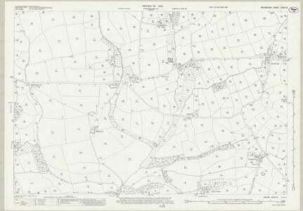 Devon CXXIV.8 (includes: Brixton; Sparkwell; Yealmpton) - 25 Inch Map