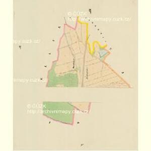 Hacklhöf - c1759-1-004 - Kaiserpflichtexemplar der Landkarten des stabilen Katasters