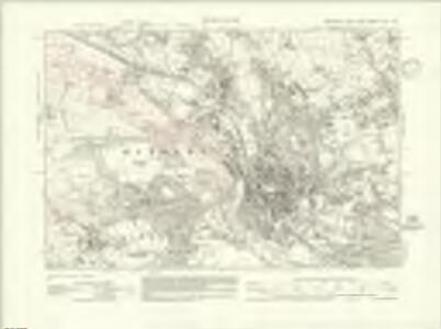 Yorkshire CCI.NW - OS Six-Inch Map