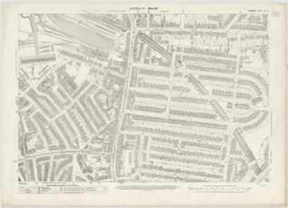 London VII.2 - OS London Town Plan
