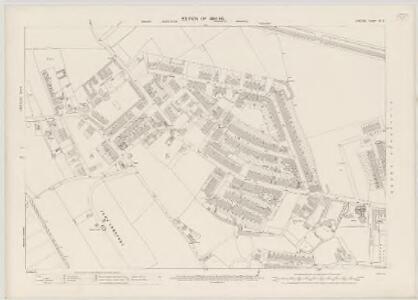London VI.5 - OS London Town Plan