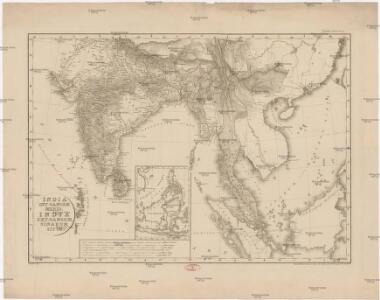 India int. Gangem merid. India ext. Gangem, Sinarum situs