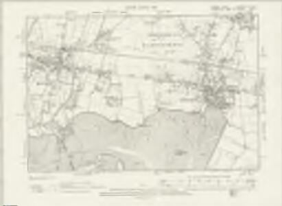 Sussex LX.NW - OS Six-Inch Map