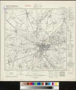 Meßtischblatt 3471 : Gnesen, 1940